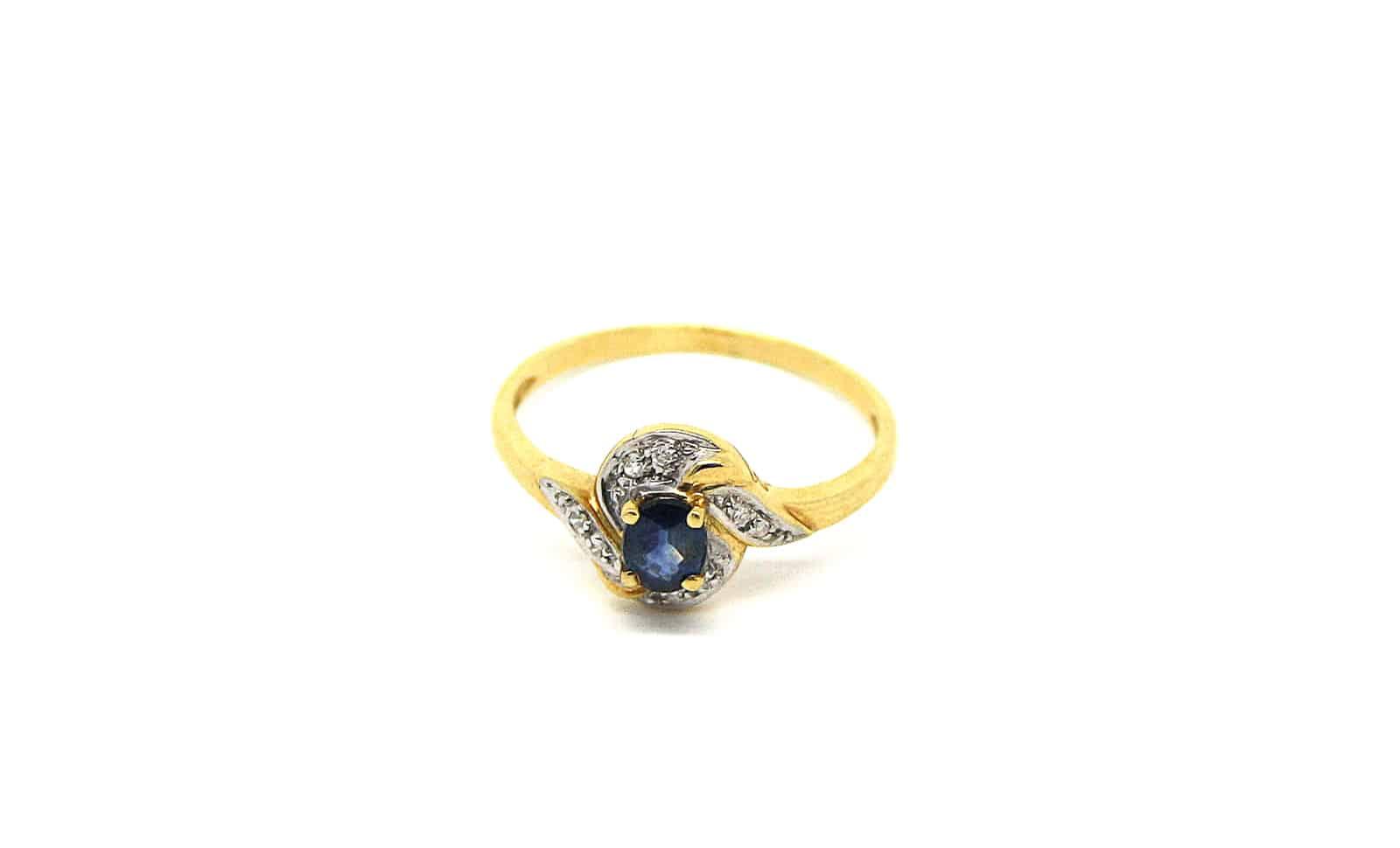 Vintage Rings, Engagement Rings,  Rings, Rings Under 1200eu, Sapphire Gemstone Rings